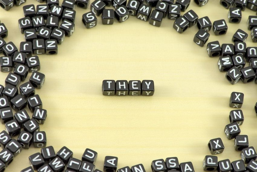"""Why it's okay to use """"they"""" as a singular pronoun"""