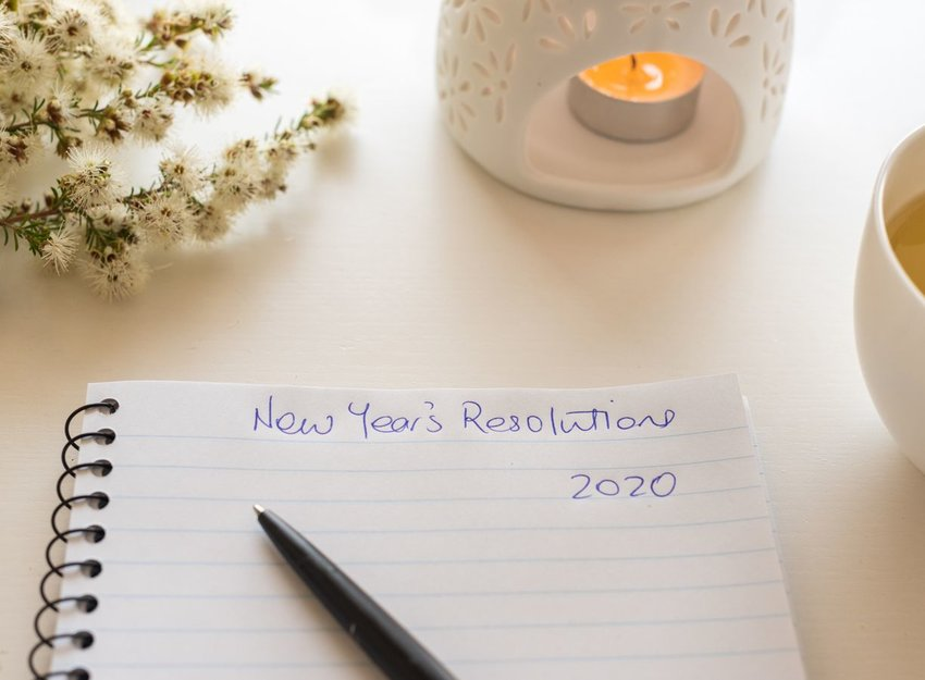 10 words to make your New Year's resolutions stick